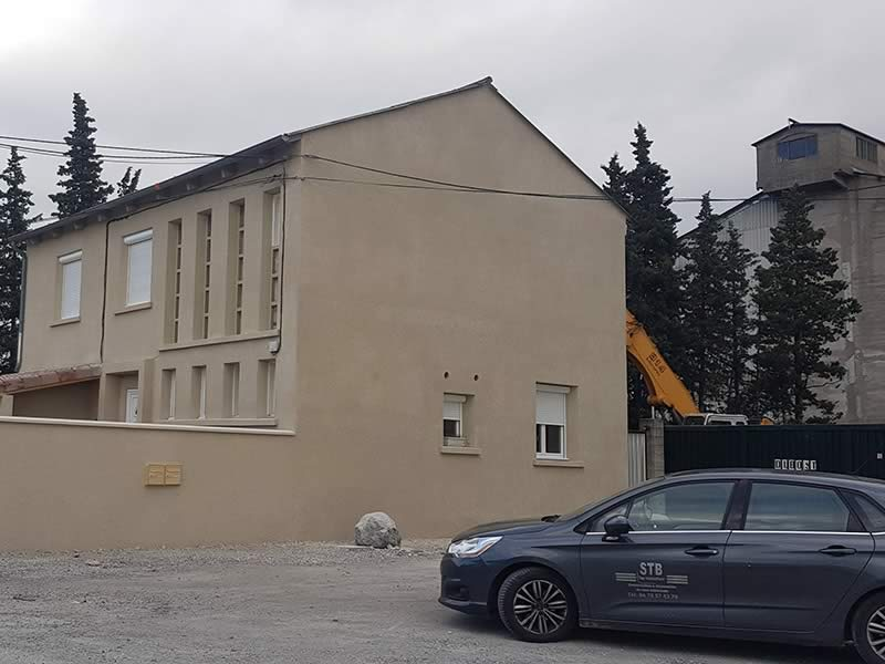 Actu - STB ProSud Façade - STB Construction - Ravalement de facade prix au m²- cout ravalement facade
