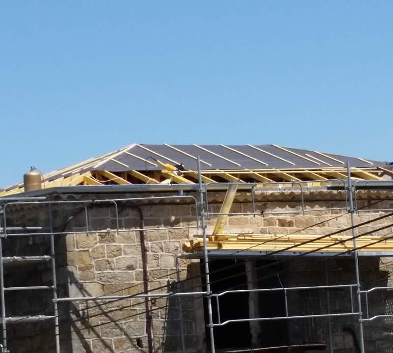 slider - rénovation charpente - Drôme Ardèche - STB Constructions - STB Rénovation - STB ProSud Façade